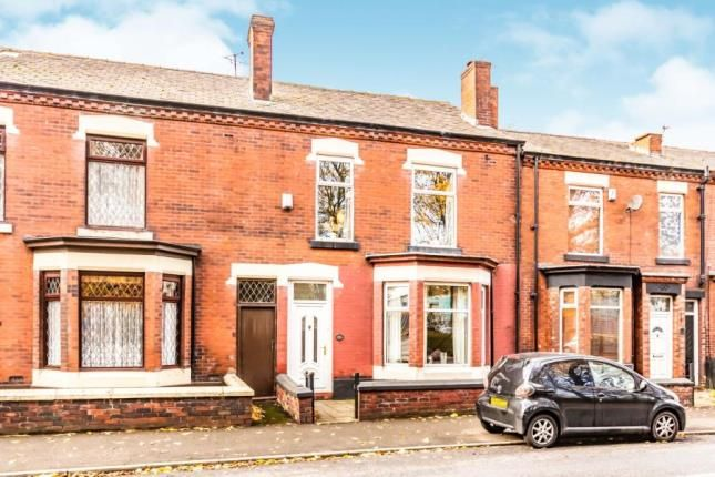 Thumbnail Terraced house for sale in Ashton Road, Hyde, Greater Manchester