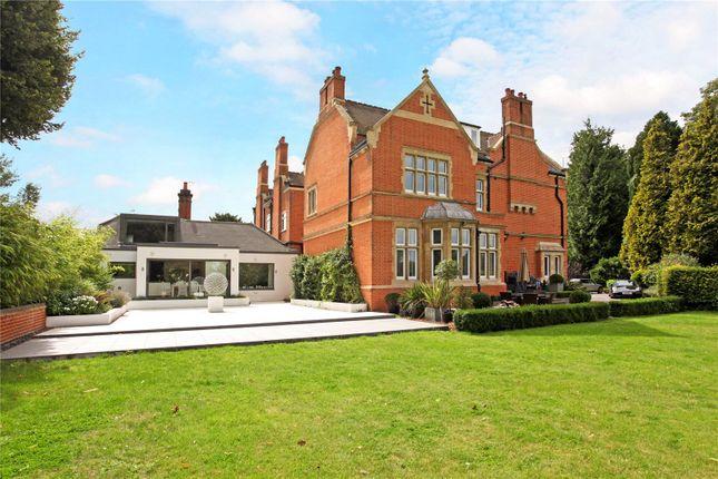 Thumbnail Semi-detached house for sale in Sutherland Grange, Maidenhead Road, Windsor, Berkshire