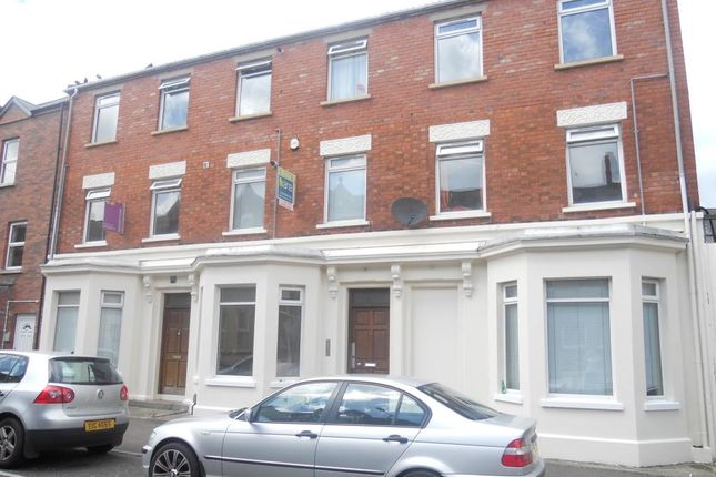 Thumbnail Flat to rent in Fitzroy Avenue, Belfast