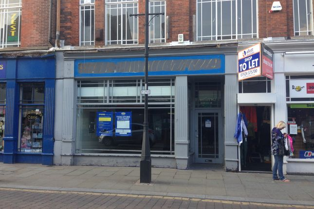 Thumbnail Retail premises to let in 11 Scot Lane, Doncaster