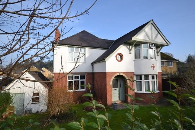 Thumbnail Detached house for sale in Uley Road, Dursley
