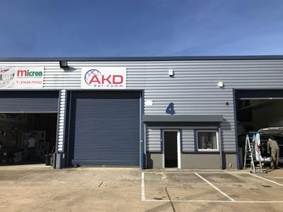 Thumbnail Light industrial to let in Unit 4, Acorn Business Centre, Oaks Drive, Fordham Road, Newmarket, Suffolk