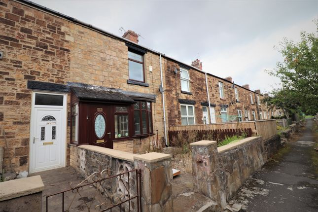 Thumbnail Terraced house to rent in Temple Gardens, Consett