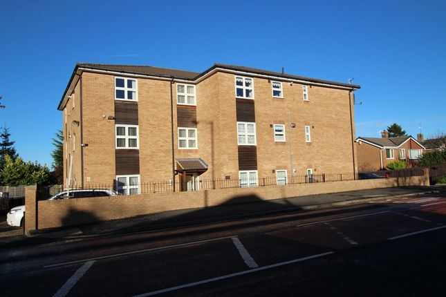 Thumbnail Flat for sale in Robson House The Leazes, Burnopfield, Newcastle Upon Tyne