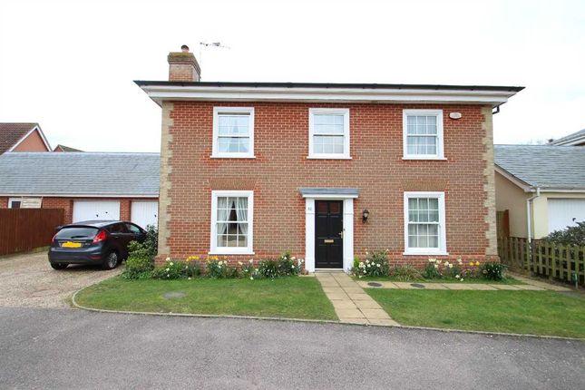 Thumbnail Detached house for sale in Curtis Way, Grange Farm, Kesgrave, Ipswich