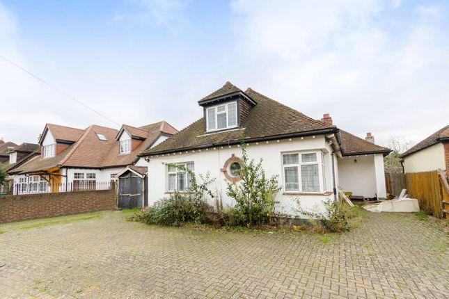 Thumbnail Bungalow for sale in Thetford Road, New Malden