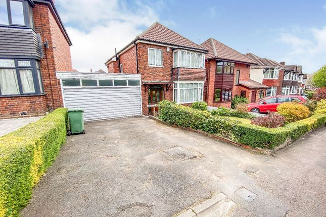 Thumbnail Detached house for sale in Woodcroft Avenue, Tipton