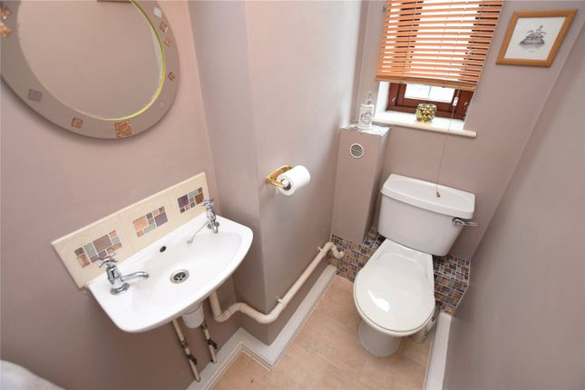Downstairs W.C. of The Clearings, Leeds, West Yorkshire LS10