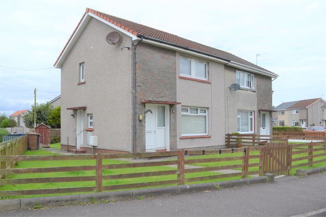 Semi-detached house for sale in 24 Ailsa Road, Saltcoats