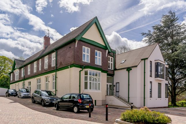 Thumbnail Flat for sale in Richard Creed Court, Monmouth, Monmouthshire