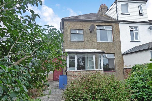 Rear Garden of Maidstone Road, Bluebell Hill, Chatham, Kent ME5