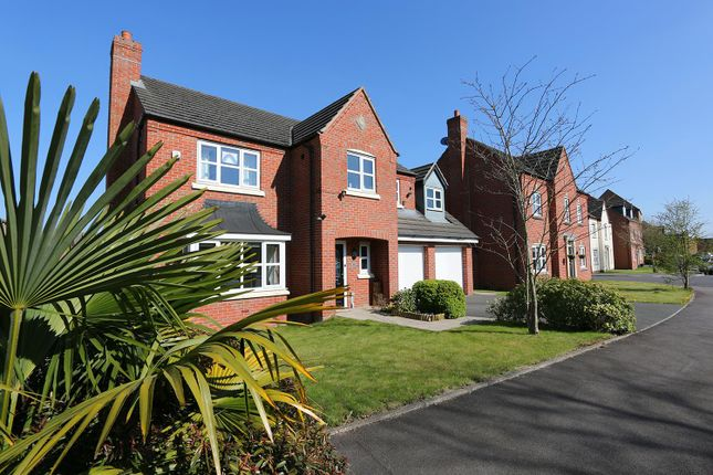 Thumbnail Detached house for sale in Harworth Road, St. Helens