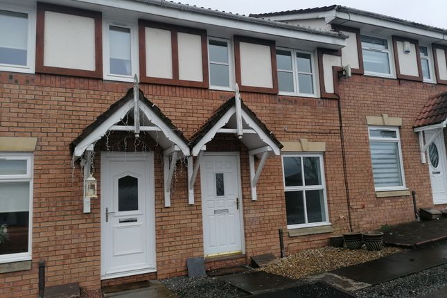 Thumbnail Terraced house to rent in Medlar Court, Cambuslang, Glasgow