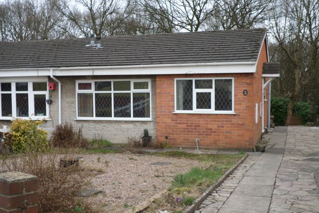 Thumbnail Bungalow to rent in Lowell Drive, Parkhall, Stoke On Trent
