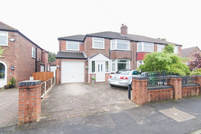 Thumbnail Semi-detached house for sale in Cromer Road, Sale