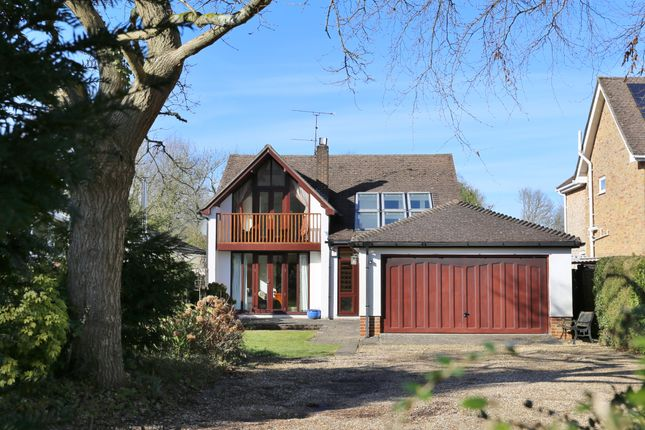 4 bed detached house for sale in Heath Road, Wickham, Fareham