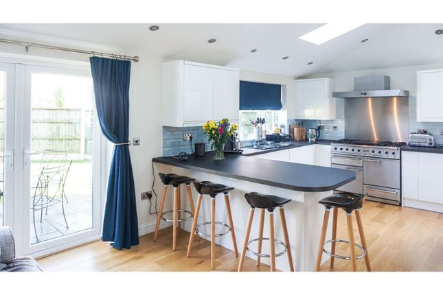 Thumbnail Semi-detached house for sale in Ringway, Chester