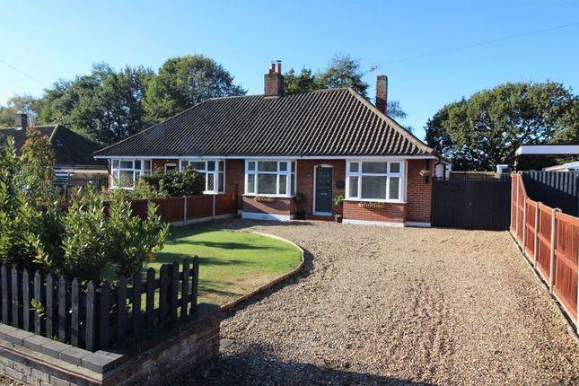 Thumbnail Semi-detached house for sale in Holt Road, Hellesdon, Norwich