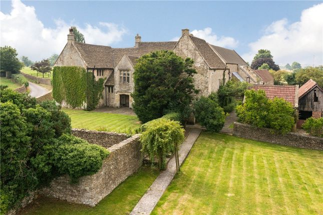 Thumbnail Detached house for sale in West Kington, Wiltshire