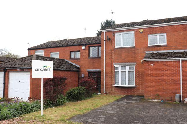Thumbnail Semi-detached house to rent in Devon Road, Rednal, Birmingham