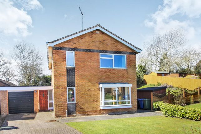 Thumbnail Detached house for sale in Smithland Court, Greens Norton