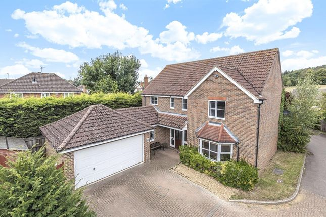 Thumbnail Detached house for sale in Pennyfarthers Close, Maulden, Bedford