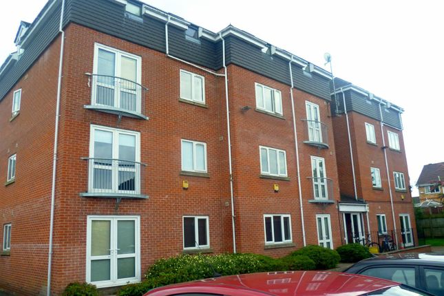Thumbnail Flat to rent in Little Moss Lane, Swinton, Manchester