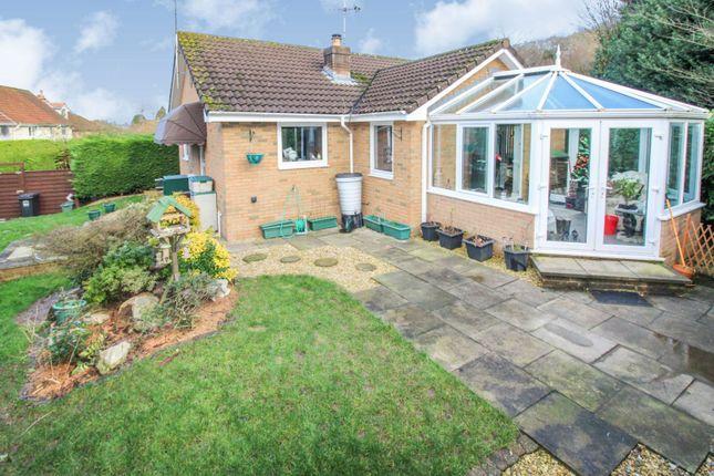 Rear Garden of Clevedon Lane, Clapton In Gordano, Bristol BS20