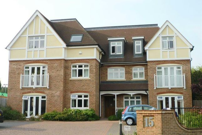 Thumbnail Flat to rent in Portland Road, East Grinstead