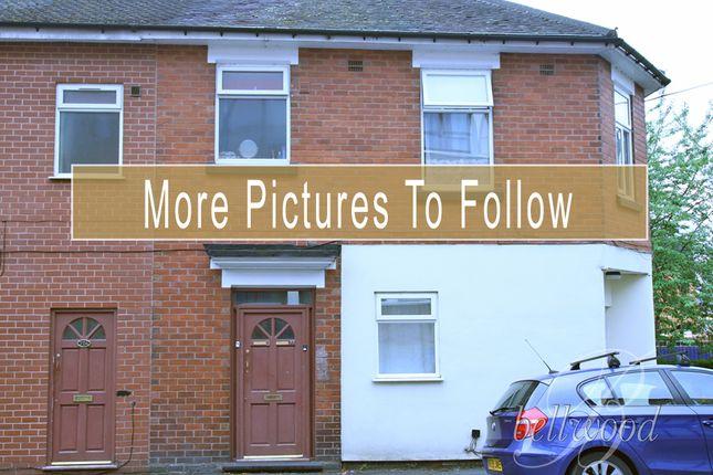 Thumbnail Flat to rent in Epworth Street, Stoke On Trent