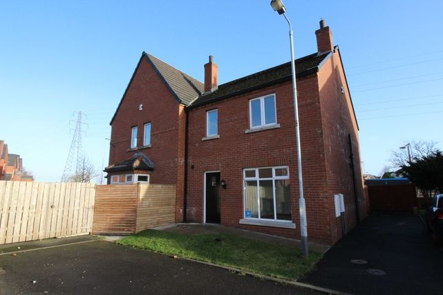 3 bed semi-detached house for sale in Lewis Park, Belfast