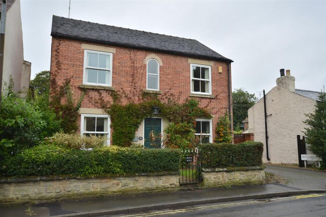 Thumbnail Detached house to rent in 31A Tamworth Street, Duffield, Belper