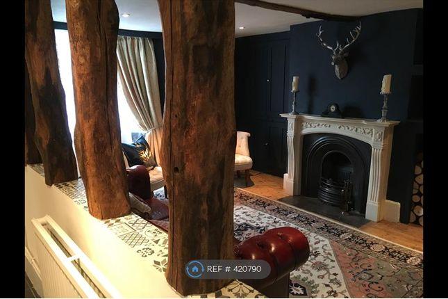 Thumbnail Detached house to rent in Aylesbury Road, Bierton, Aylesbury