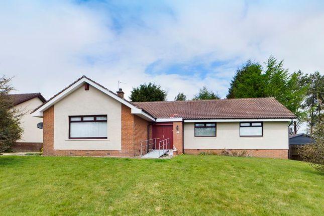 Thumbnail Detached bungalow for sale in Shoulderigg Road, Coalburn, Lanark