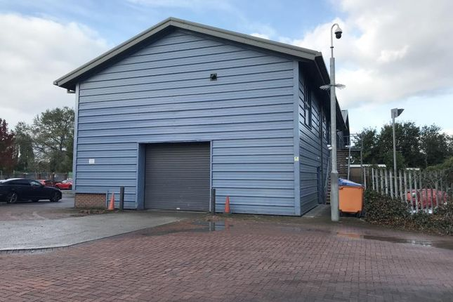 Thumbnail Warehouse to let in Unit 2, Unit 2, Hope Carr Road, Leigh