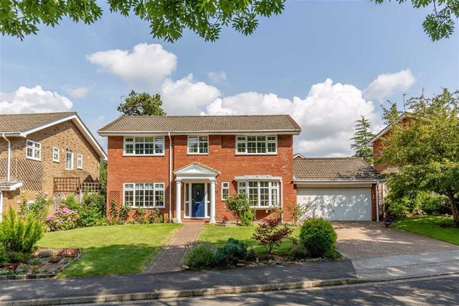 Thumbnail Detached house for sale in Wyecliffe Road, Henleaze, Bristol