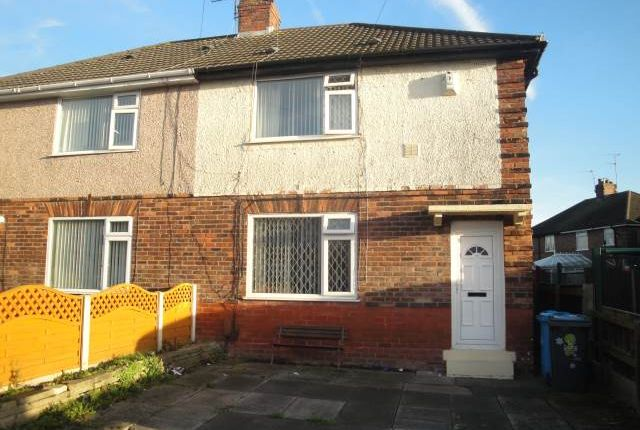 Thumbnail Property to rent in Henderson Road, Widnes, Cheshire