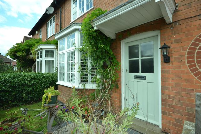 Thumbnail Semi-detached house for sale in Knighton Road, Knighton, Leicester