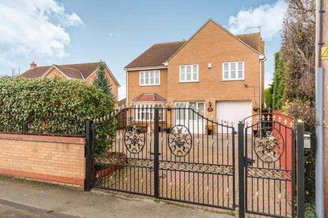 4 bed detached house for sale in Doddington Road, Wimblington