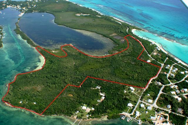 Land for sale in Green Turtle Cay, Abaco, The Bahamas