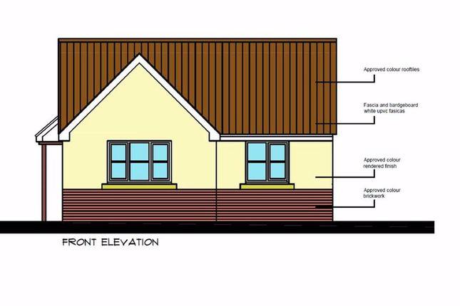 2 bed semi-detached bungalow for sale in Maes Y Nant, Llangunnor, Carmarthen SA31