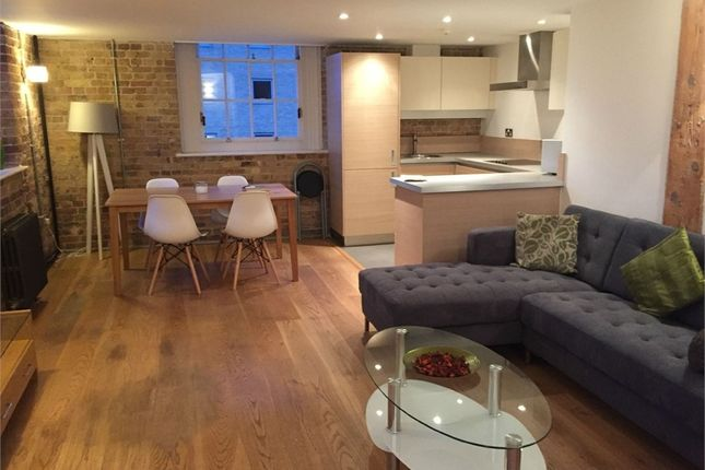 Thumbnail Flat to rent in Argyll Road, London