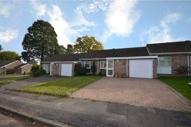 Thumbnail Terraced bungalow for sale in Silver Glades, Yateley, Hampshire