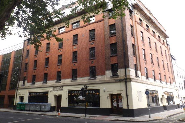 Thumbnail Flat to rent in 20-22 Queens Terrace, Southampton
