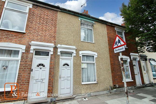 3 bed terraced house to rent in Sirdar Road, Ipswich IP1