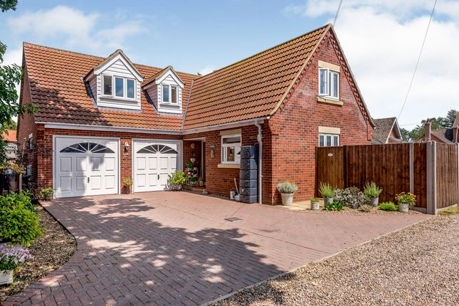 Thumbnail Detached house for sale in Orchard Close, Blofield Heath, Norwich
