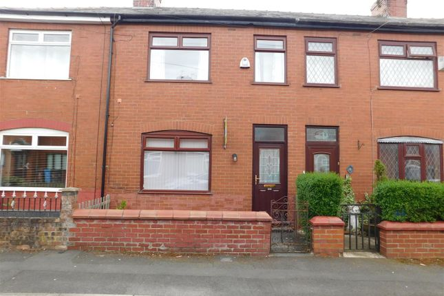 Thumbnail Town house to rent in Rutland Street, Failsworth, Manchester