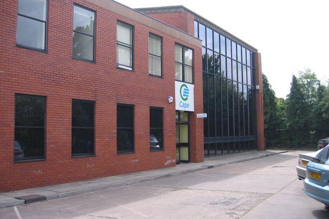 Thumbnail Office to let in Wedgenock Industrial Estate, Warwick