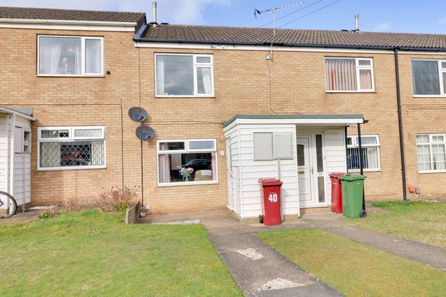 Thumbnail Flat for sale in Ancaster Court, Scunthorpe