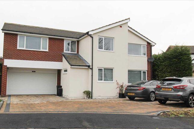 Thumbnail Detached house for sale in Richmond Way, Barns Park, Cramlington
